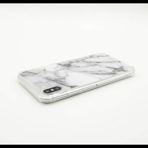 Casery White Marble iPhone X Case